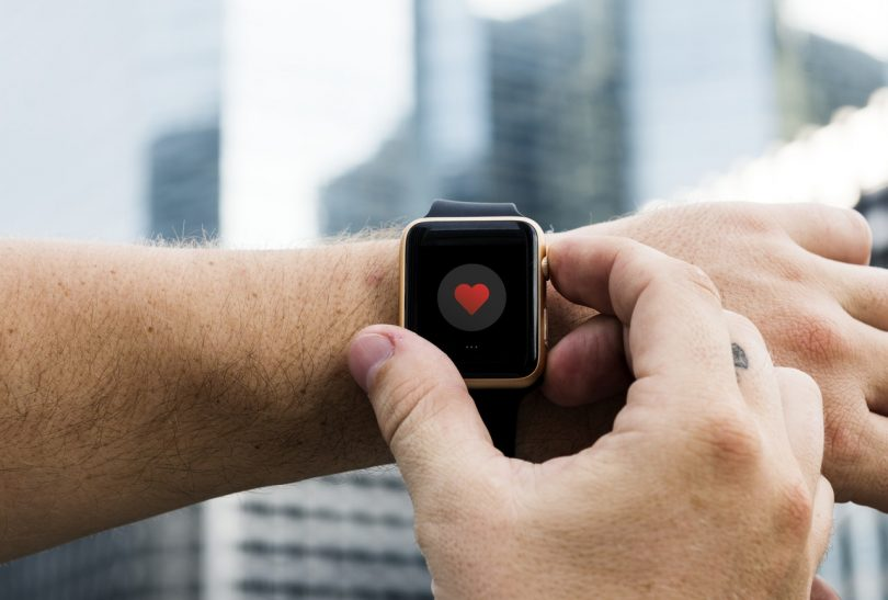 Apple's smart watch as a wearable health device may have some downsides.