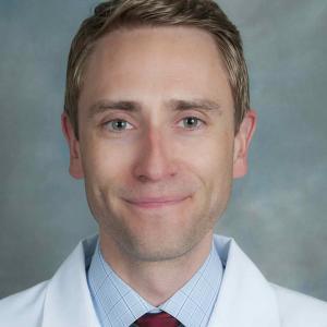 Lead researcher Dr. John Staples.
