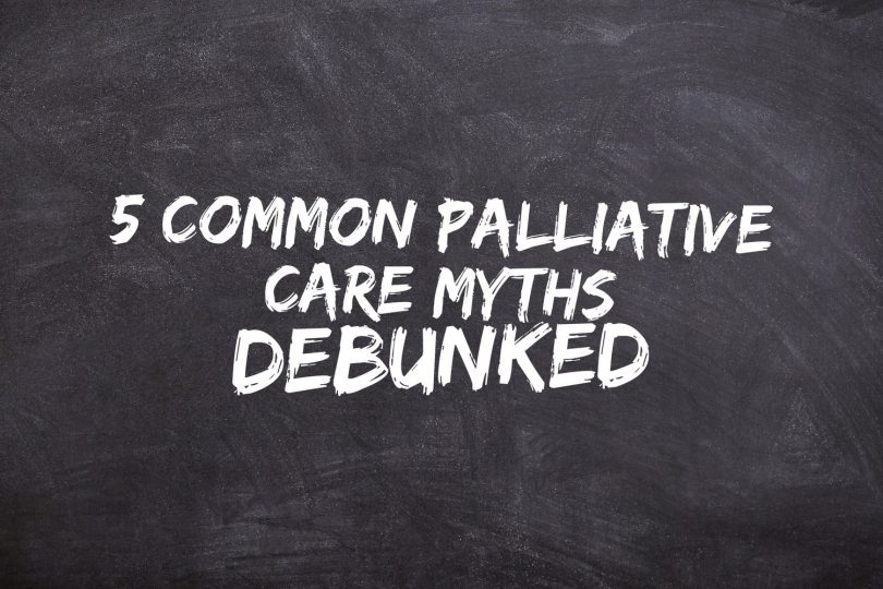 palliative hospice myths