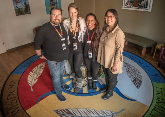 Indigenous Health and Wellness Team St. Paul's