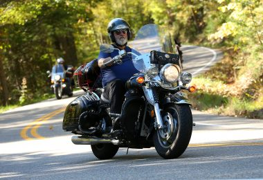 talus bone motorcycle accident changes white rock man's life