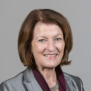 Jane Murphy is the CEO of the Providence Residential & Community Care Society