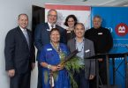 St. Paul's Foundation, FNHA and other stakeholders receive generous BMO gift for Indigenous Health & Wellness.
