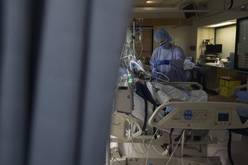 A look into St. Paul's ICU