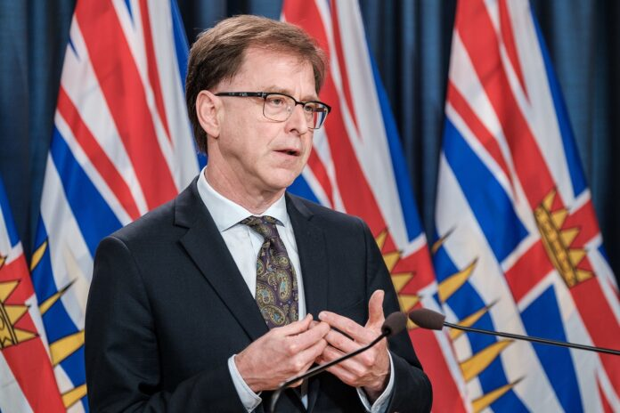 Adrian Dix, Minister of Health (Photo credit: Voiceonline.com)